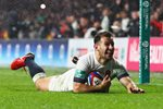 Danny Care scores England v Australia Twickenham 2017 Mounts