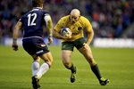 Stephen Moore Australia v Scotland Murrayfield 2017 Prints