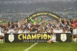 Germany World Cup Champions Brazil 2014 Prints