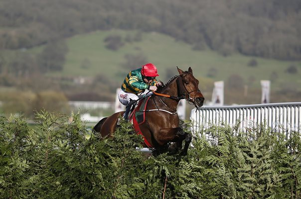 Jamie Codd on Cause Of Causes Cheltenham Festival 2017