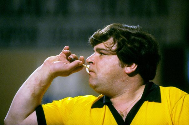 Jocky Wilson Scotland British Open Darts 1984