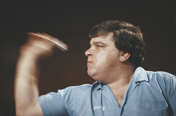Jocky Wilson Scotland World Darts Championships 1989