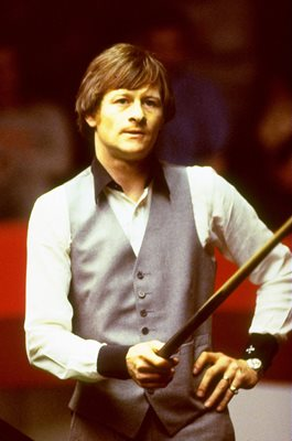 Alex Hurricane Higgins World Snooker Crucible Sheffield