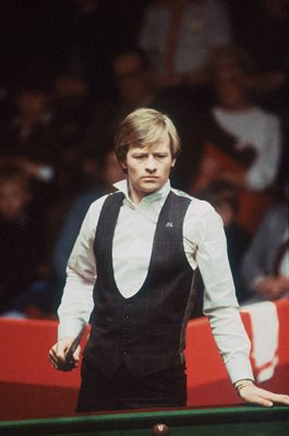 Alex Higgins World Snooker Crucible Sheffield 1983