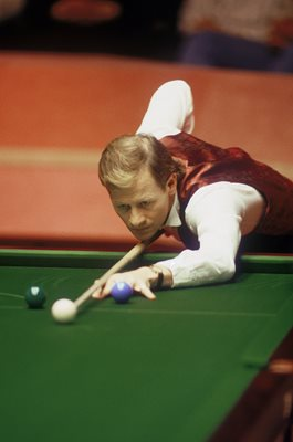 Alex Higgins World Snooker Crucible Sheffield 1988