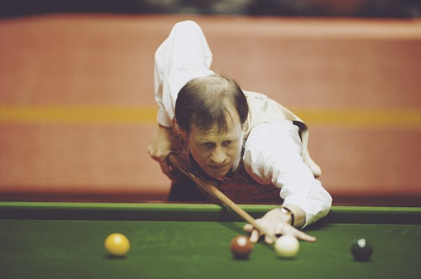 Alex Higgins World Snooker Crucible Sheffield 1994