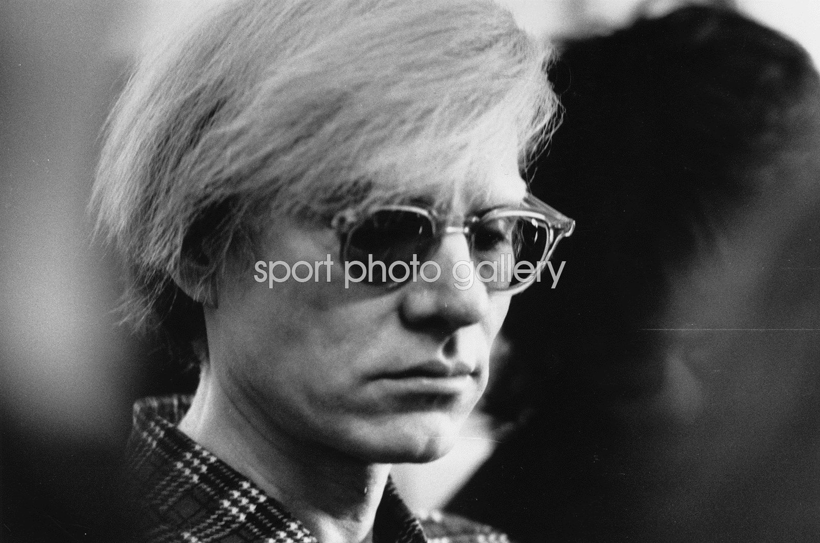 Andy Warhol American pop artist and film maker 1971