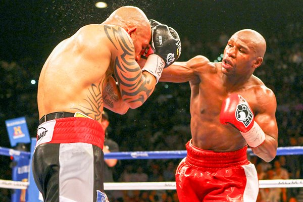 Miguel Cotto v Floyd Mayweather Jr. 2012