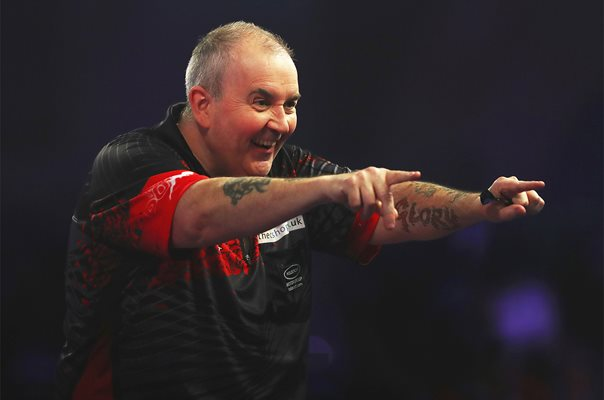 Phil Taylor 2018 World Darts Championships