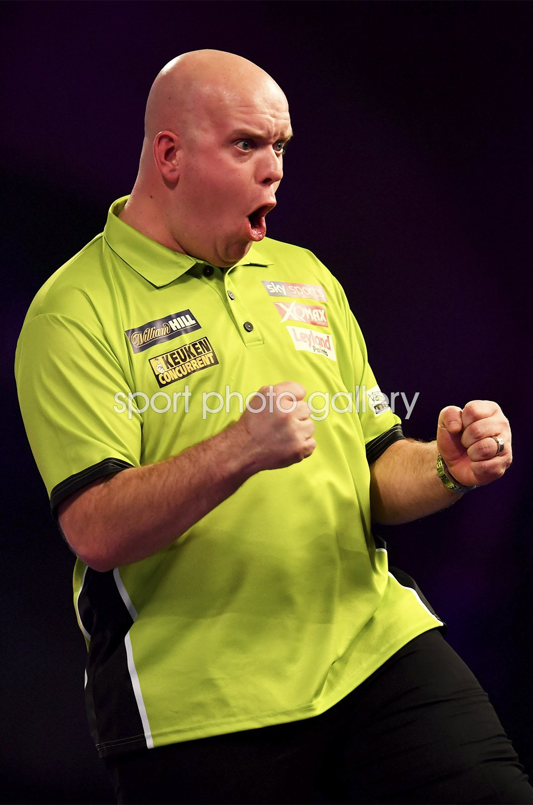 Michael Van Gerwen World Darts Championships 2018