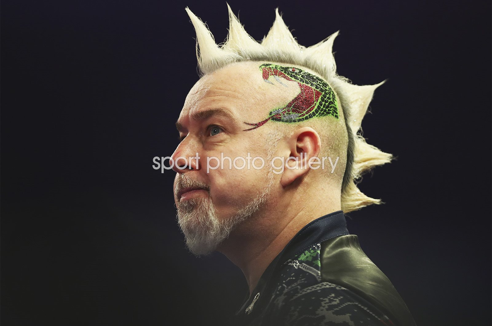 Peter Wright Scotland 2018 World Darts Championships
