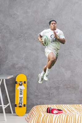Manu Tuilagi Lifesize Wall Sticker
