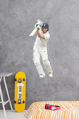 Ben Stokes Lifesize Wall Sticker