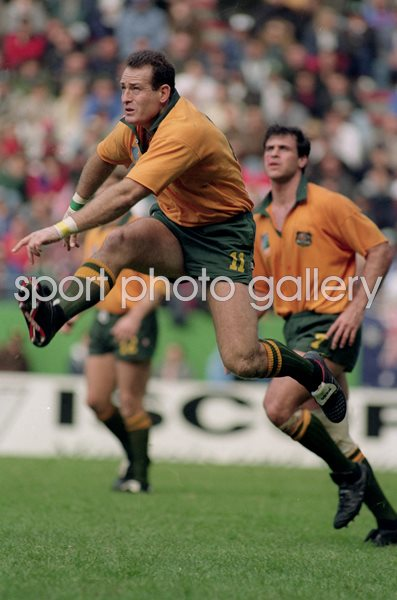 David Campese Australia Rugby World Cup 1995