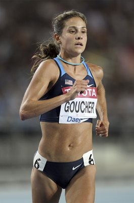 Kara Goucher USA 10,000m World Athletics Daegu 2011