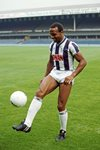 Cyrille Regis West Bromwich Albion 1984 Mounts