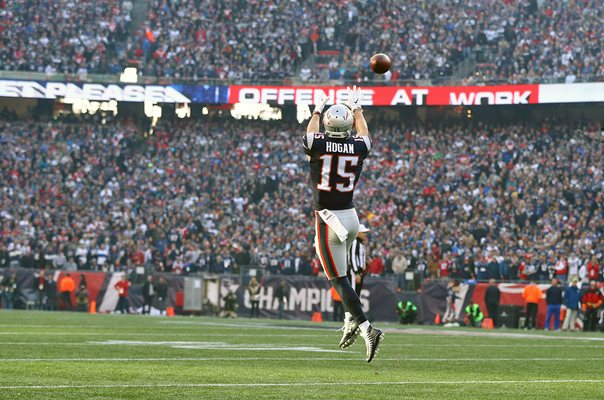 Chris Hogan New England Patriots Championship Game 2018