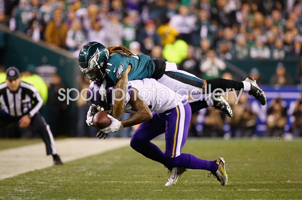 Minnesota Vikings v Philadelphia Eagles NFC Championship 2018