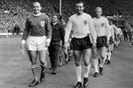 Jimmy Armfield & Alfredo Di Stefano England v Rest of World Prints