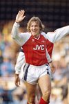 Paul Merson Arsenal v Norwich City 1989 Canvas