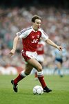 Paul Merson Arsenal v Coventry Highbury 1991 Prints