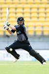 Colin Munro New Zealand v Pakistan T20 Wellington 2018 Prints