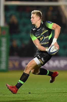 Harry Mallinder Northampton Saints v Clermont Champions Cup 2018