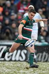 George Ford Leicester Tigers v Racing 92 Champions Cup 2018 Prints