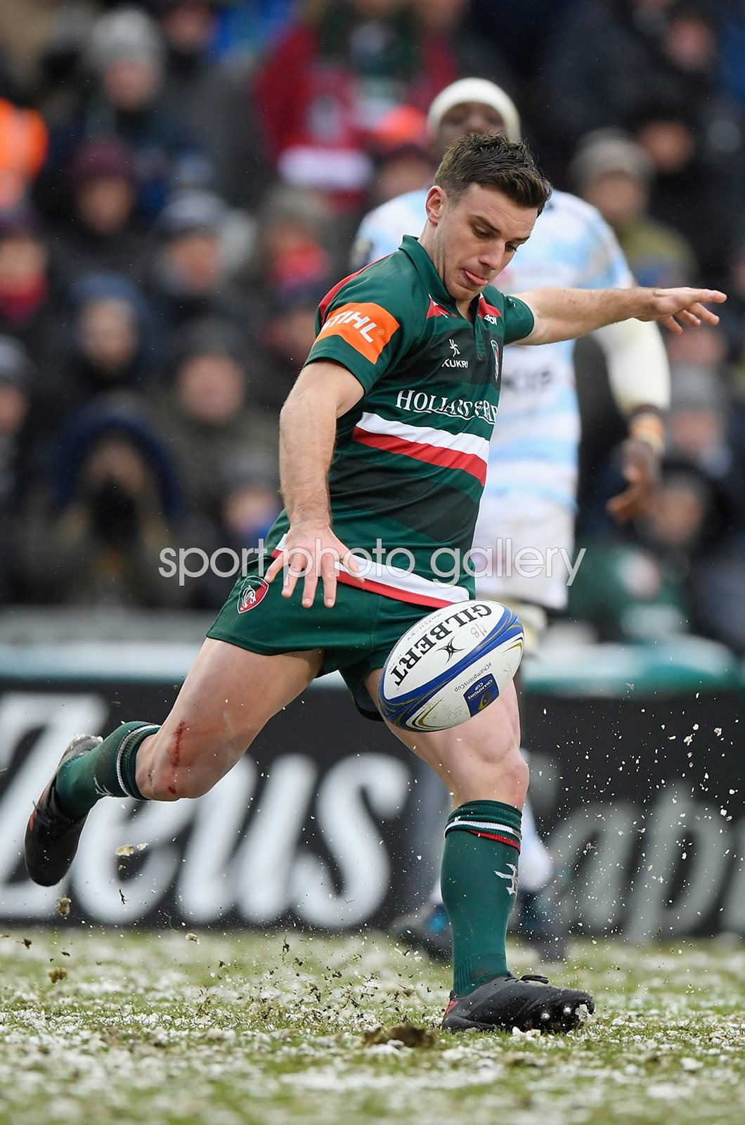 George Ford Leicester Tigers v Racing 92 Champions Cup 2018
