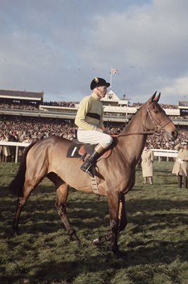 Pat Taaffe Arkle Hennesey Gold Cup Newbury