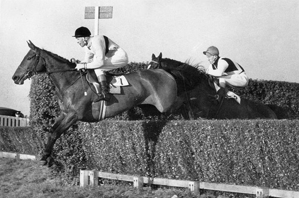 Arkle and Peter Taafe win Gallaher 1965