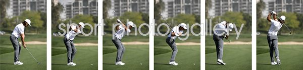 Tommy Fleetwood 6 Stage Swing Sequence