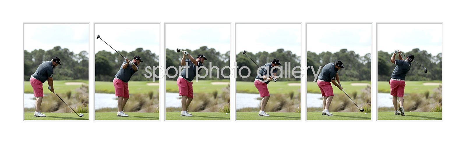 "Andrew ""Beef"" Johnston 6 Stage Swing Sequence"