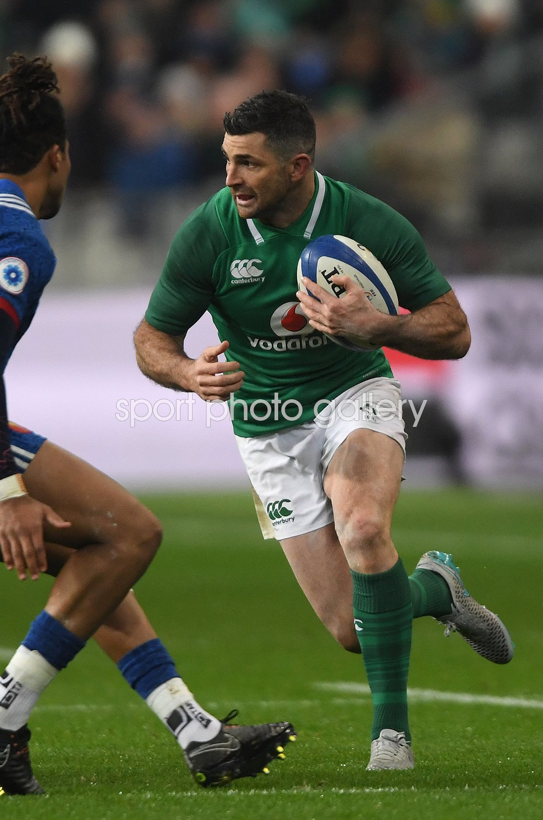 Rob Kearney Ireland v France Six Nations Paris 2018