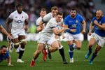 Sam Simmonds England v Italy Rome Six Nations 2018 Prints