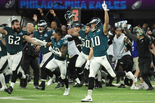Philadelphia Eagles beat New England Patriots Super Bowl 2018