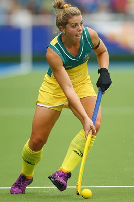 Kellie White Australia Commonwealth Games Hockey 2014