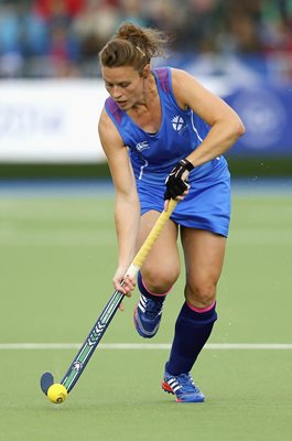 Ailsa Wyllie Scotland Commonwealth Games Hockey 2014