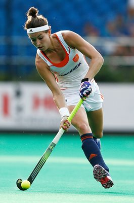 Eva De Goede Netherlands Hockey World League 2015