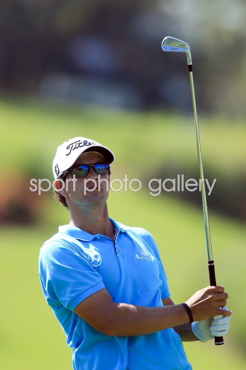 Adam Scott Players Sawgrass 2012