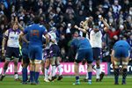 Scotland beat France Murrayfield Six Nations 2018 Prints
