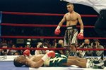 Prince Naseem Hamed knocks out Kevin Kelley New York 1997 Prints