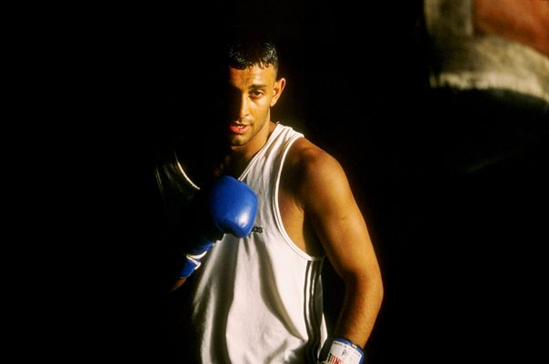 Prince Naseem Hamed Great Britain New York 1997