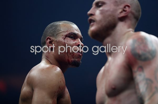 George Groves v Chris Eubank Jr Manchester 2018