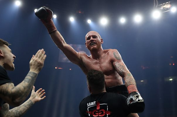 George Groves beats Chris Eubank Jr Manchester 2018