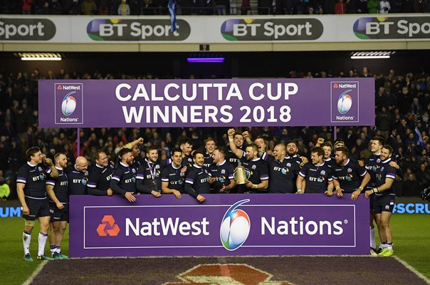Scotland beat England Murrayfield Six Nations 2018