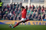 Leigh Halfpenny Wales v Ireland Dublin 6 Nations 2018 Prints