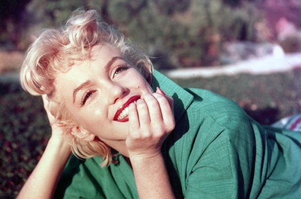Marilyn Monroe Palm Springs California 1954