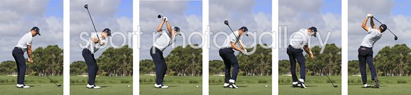 Justin Thomas USA Swing Sequence 2018