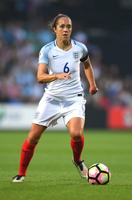 Jo Potter England v Estonia UEFA Women's Euro 2017 Qualifier